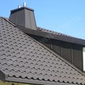 sv systemtechnik trapezblech profilblech haus carport dach fassade prefa metalldachpfannen plissee. Black Bedroom Furniture Sets. Home Design Ideas
